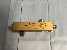NEW M/A-COM H-9 2-2000-MHz 0°-180° Hybrid Junction With 10 Octave Bandwidth