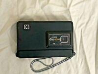 Vintage Kodak Disc 6000 Camera w. 15 exposure Disc film cartridge USED