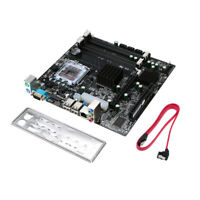 P45 Motherboard Intel LGA 775 4*SATA III USB 2.0 support DDR2 4*8GB 1600Mhz M2O6