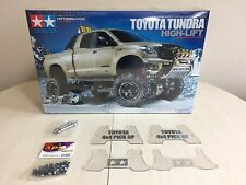 TOYOTA TUNDRA HIGH LIFT #58415 (DRIVE SHAFT, BEARING UPGRADE and DISPLAY STAND)