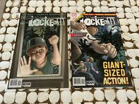 Locke & Key Crown of Shadows #4 #5 Netflix TV Show Joe Hill NM IDW 1st Print HTF