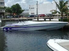 1999/2013 Apache 36 FT OFFSHORE POWERBOAT EXCELLENT CONDITION