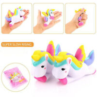 Slow Rising Cake Bread Watermelon Unicorn Cup Squeeze Squishy Stress Relief Toys