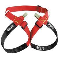 Petzl Superavanti Harness Red Size 1