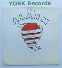 """ALARM - Love Don't Come Easy - Excellent Condition 7"""" Single IRS EIRS 134"""