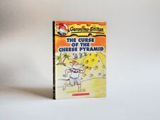 The Curse of the Cheese Pyramid #2 by Geronimo Stilton (Paperback, 2004)