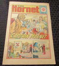 1972 Captain Hornet Uk Weekly #483 Fn+ 32p Dolphin Patrol