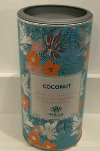 Whittard Coconut White Hot Chocolate 350g 02/2022 (beketter/loun)
