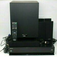 Sony BDV-E570 5.1 Channel Home Theater System 1000W HDMI LAN