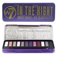 W7 In the Night 12 Eye Colour Palette - Lovely Colours