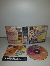 DANCING STAGE FEVER GIOCO PLAYSTATION 1 PS1 PAL BLACK LABEL FUNZIONANTE COMPLETO