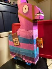 Fortnite Jumbo 100 Pieces Big Llama Loot Piñata Standard Suprise Purple Lama