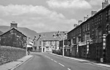 PHOTO  GLAMORGAN  NORTHWARD ON A4061 IN OGMORE VALE APPROACHING PRICE TOWN 1962