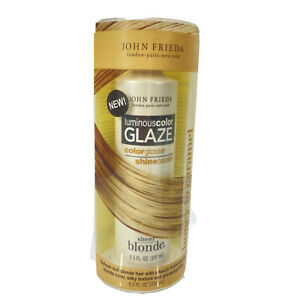 John Frieda Sheer Blonde Luminous Color Glaze Honey To Carmel 6.5 oz