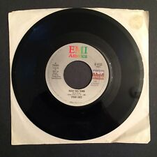 """STRAY CATS """"ROCK THIS TOWN/YOU CAN'T HURRY LOVE"""" EMI B-8132 7"""" 45 SINGLE"""