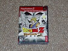 Dragon Ball Z Budokai 2 Playstation 2 New Sealed PS2 Greatest Hits