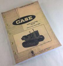 J I Case 310f Crawler Tractor Parts Catalog Manual Sn 3019001 3023000 Dozer