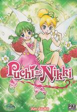 PUCHI NO NIKKI Jun Asuka manga fée Clochette Disney en Français