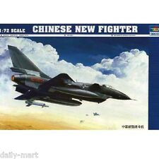 Trumpeter 1/72 01644 J-10S Chinese Fighter Model Kit