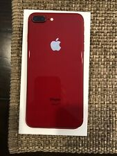 Apple iPhone 8 Plus (PRODUCT)RED - 64GB - A1897 (GSM), Excellent