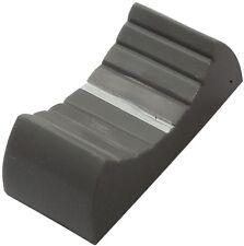 5x bouton de potentiomètre à glissière 4mm gris 24x11x10mm