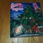 "Mr.Christmas ""Bells of Christmas"" 8 Lighted Musical Brass Bells w/ 21 Songs"