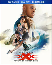 xXx: Return of Xander Cage [New Blu-ray 3D]