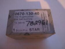 STAR Rexroth 30MM LINEAR SUPER BALL bushing BEARINGS 0670-130-40 Germany