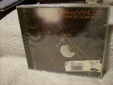 Jon & Vangelis - Short Stories CD / BRAND NEW / FACTORY SEALED