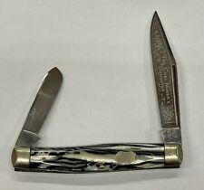 Frank Buster The Coal Miner's Doughter Daughter vintage folding pocket knife