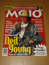 MOJO 1997 JULY NEIL YOUNG KULA SHAKER SUPERTRAMP ECHO