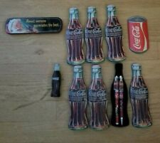 Coca Cola Ceramic Roller Pen and Automatic Pencil Set w/Collectable Gift Tin Lot