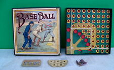 Antique Baseball BASE BALL Pan American Toy Co Board Game c1920s