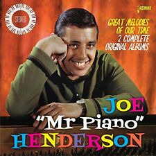 HENDERSON JOE MR PIANO - GREAT MELODIES OF OUR TIME [CD]