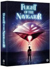 FLIGHT OF THE NAVIGATOR - Limited Edition UK Blu Ray Box Set - Brand New Sealed