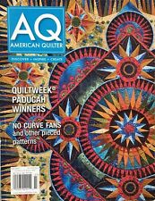 American Quilter Magazine July 2016