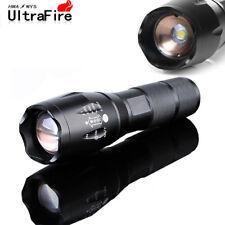 FLASHLIGHT LED TORCH POUCH ADJUSTABLE 1W 3W 5W 7W ULTRAFIRE 9-12cm