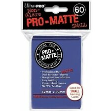 Ultra Pro Pro-matte Deck Protector Sleeves Small 60ct Blue