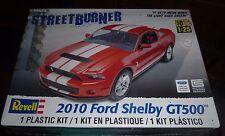 Revell 2010 Ford Shelby GT500 Mustang 1/25 MODEL CAR MOUNTAIN FS