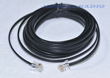 Front Panel Separate Cable 5m Long for ICOM IC-2820 IC-2820H Car Mobile Radio