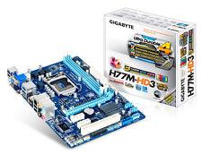 Gigabyte H77M-HD3 Motherboard LGA1155 DDR3 HDMI Intel H77