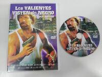Los Coraggioso Vestito de Nero Chuck Norris DVD + Extra Spagnolo English