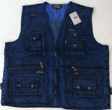 Cotton Short Big & Tall Waistcoats for Men