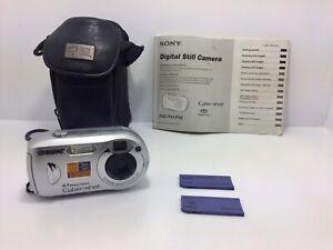 Sony CyberShot DSC-P43 Digital Camera 4MP w/ 3x Digital 'smart' Zoom
