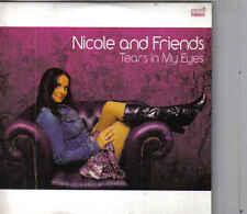 Nicole and Friends-Tears In My Eyes cd single