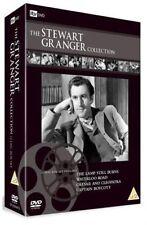 Stewart Granger Collection 5037115244734 DVD Region 2
