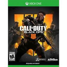 Call of Duty: Black Ops IIII - Xbox One XB1 - CoD BLOPS 4