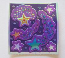 Vintage Sandylion Pearl Opal Pearly Stars Sticker Mod - Mop Iridescent