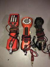 Lineman Phone Hook Set Line Tester Western Electric , Bell , Harris