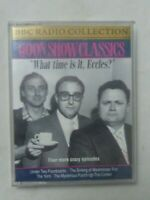 GOON SHOW - WHAT TIME IS IT ECCLES? BBC RADIO COMEDY 2 x CASSETTE TAPES - USED